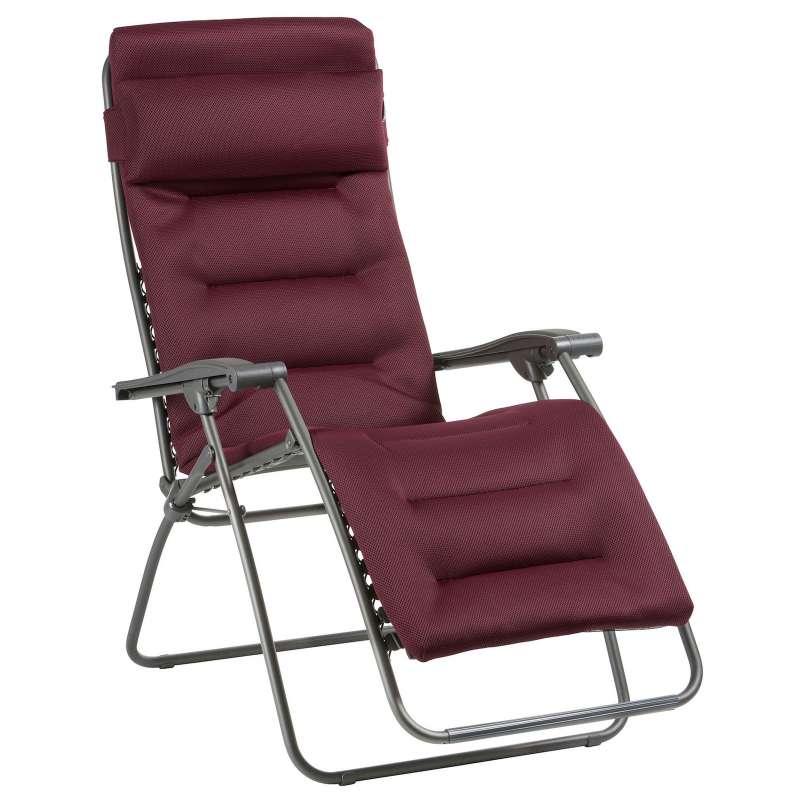 Lafuma RSX CLIP Air Comfort® Relaxliege Bordeaux Sonnenliege LFM2038.3186