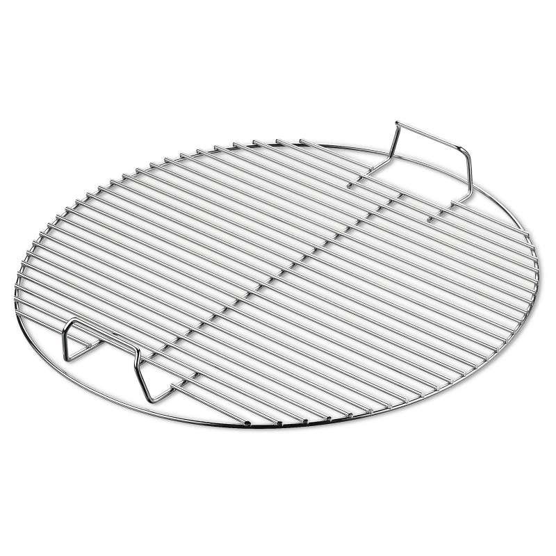 Weber Grillrost für Holzkohlegrills Ø 57 cm verchromter Stahl 8423