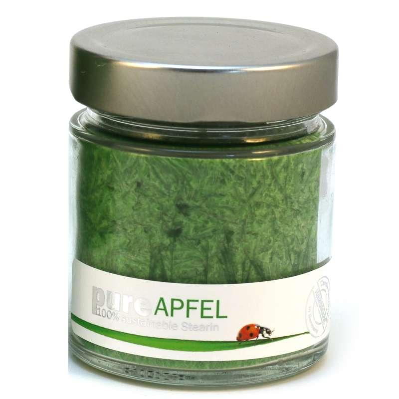 Candle Factory Pure-line Apfel Kerze klein Duftkerze Raumduft 510002
