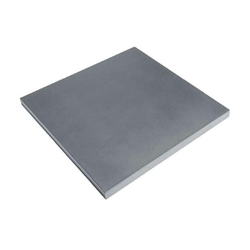 Happy Cocooning Mania Deckel grau für quadratische Feuertische groß Schutzabdeckung 81,5x81,5x5 cm