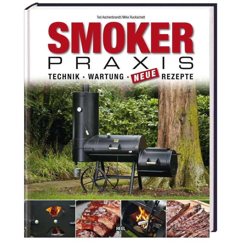 Rumo Barbeque Smoker Praxis Technik Wartung Rezepte Grillbuch BBQ-Buch