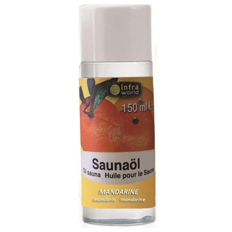 Infraworld Saunaöl Mandarine Saunaaufguss Saunaduft 150 ml S2263-5