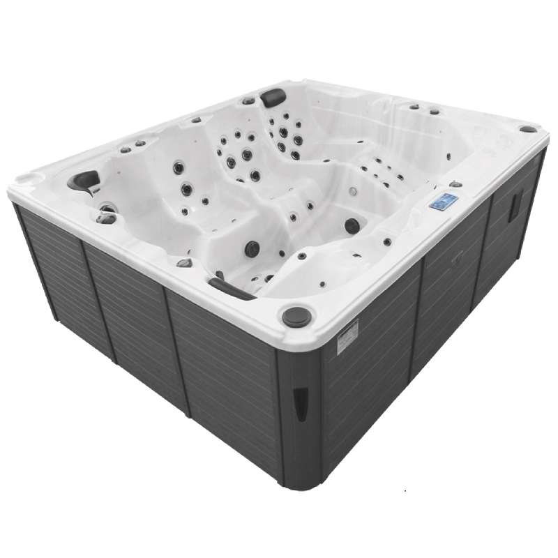 Sunspa Whirlpool Palm Springs SPA2800-3CL Luxury ca. 228 x 275 x 100 cm