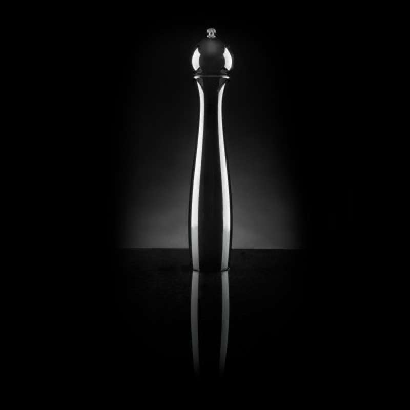 Napoleon PRO Pfeffermühle 70004 Gewürzmühle Pfefferstreuer schwarz 25,5 cm