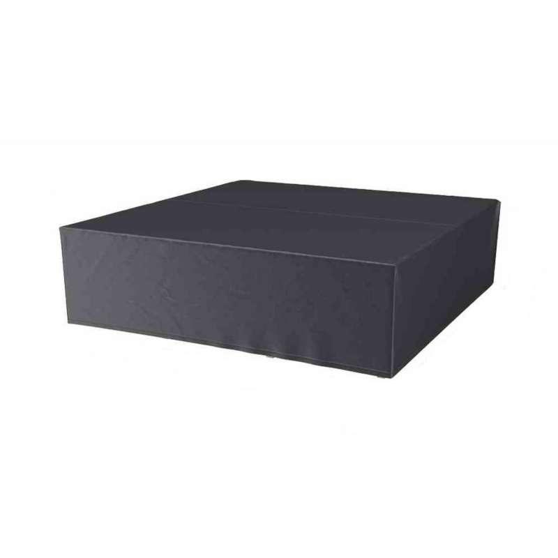 AeroCover Schutzhülle für rechteckige Lounge-Sets 300x300xH70 cm Schutzhaube Sitzgruppe