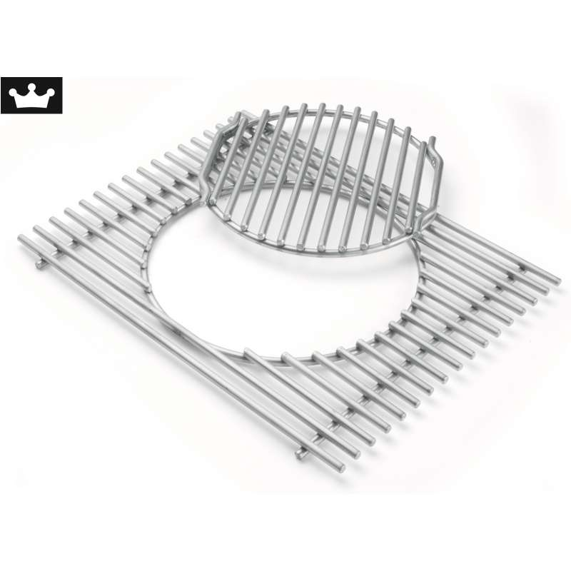 Weber Grillrost Einsatz - Gourmet BBQ System für Summit 400-/600 Serie Edelstahl