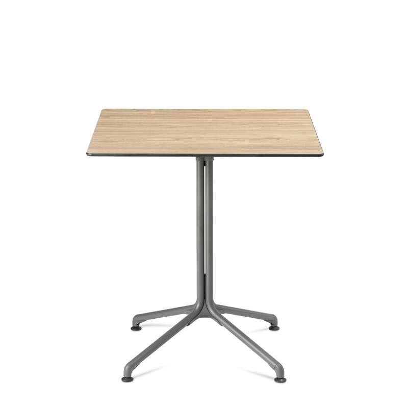 Lafuma Horizon Tisch Objektmöbel Loungetisch ca. 70x70x74,5 cm Bois Wood