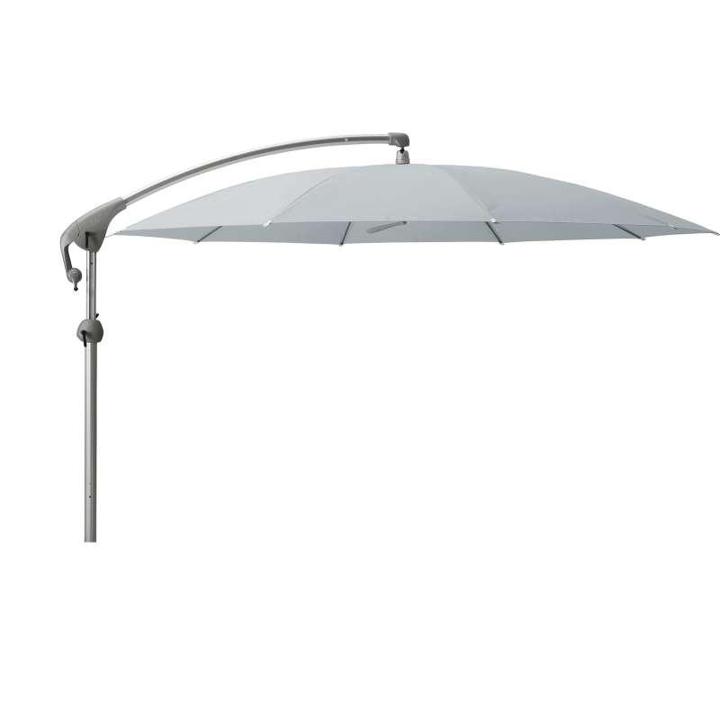 GLATZ Sonnenschirm PENDALEX® P+ rund ø 350 cm Stoffklasse 5 Chrome 665