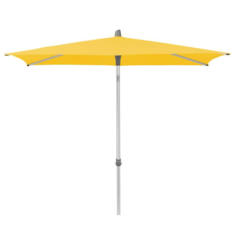 GLATZ Sonnenschirm ALU-SMART easy rechteckig 210 x 150 cm Stoffklasse 2 Bright Yellow 146
