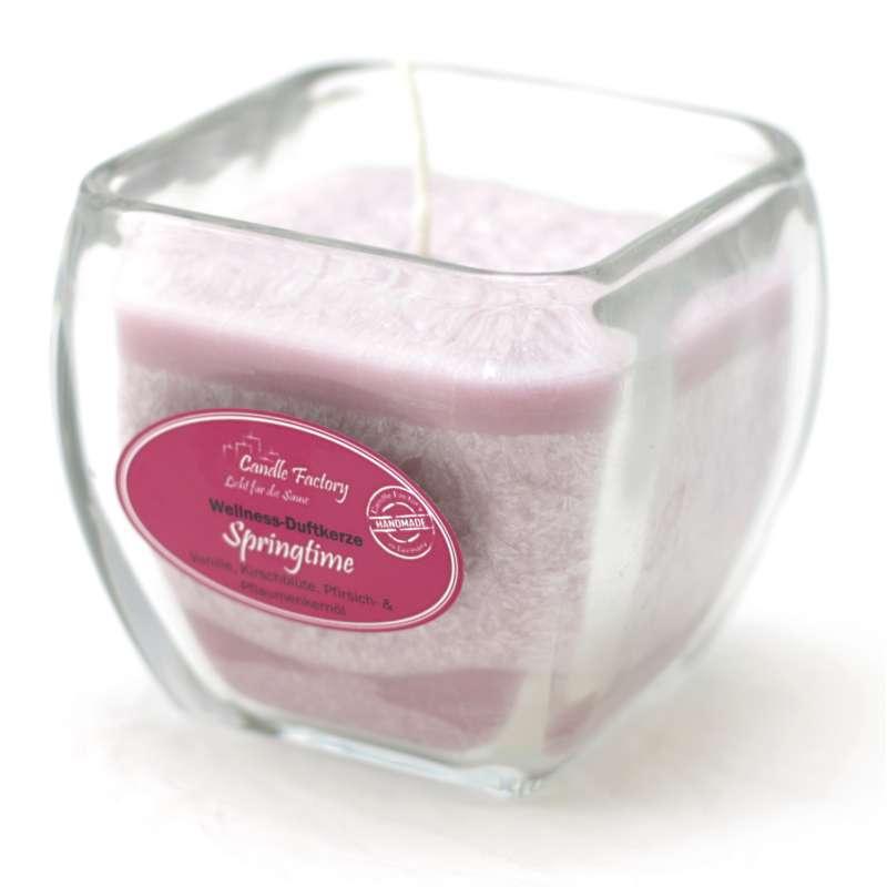 Candle Factory Wellness Duftkerze Springtime Dekokerze 800-017