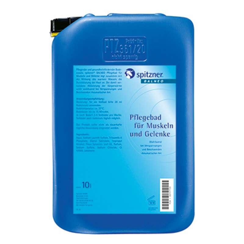 Spitzner Pflegebad 10 Liter für Muskeln und Gelenke 29979253