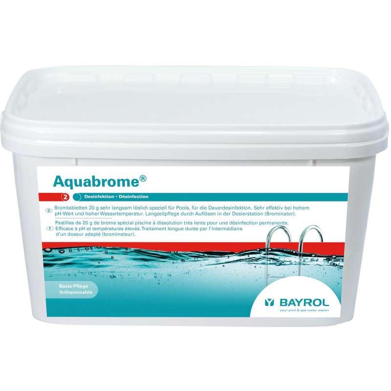 Bayrol Aquabrome 5 kg Eimer Bromtabletten 20 g zur Dauerdesinfektion 2139338