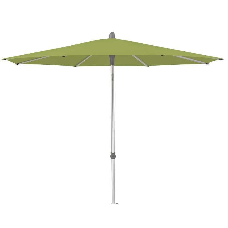 GLATZ Sonnenschirm ALU-SMART rund ø 200 cm Stoffklasse 4 Sugar-Grass 411