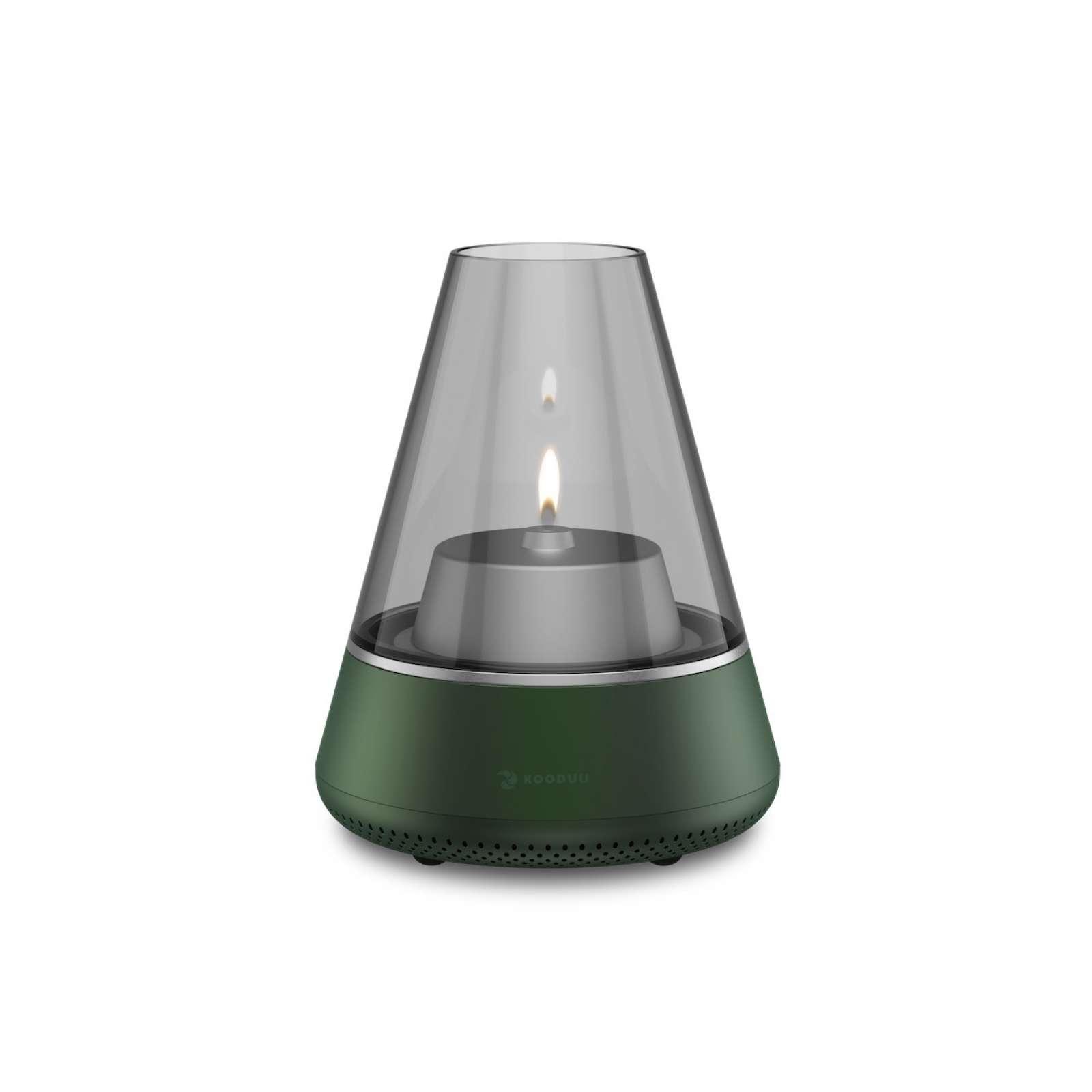 LED Innen /& Außenlampe Bluetooth Lautstärker /& Weinkühler zum Aufstellen Ø 31,7