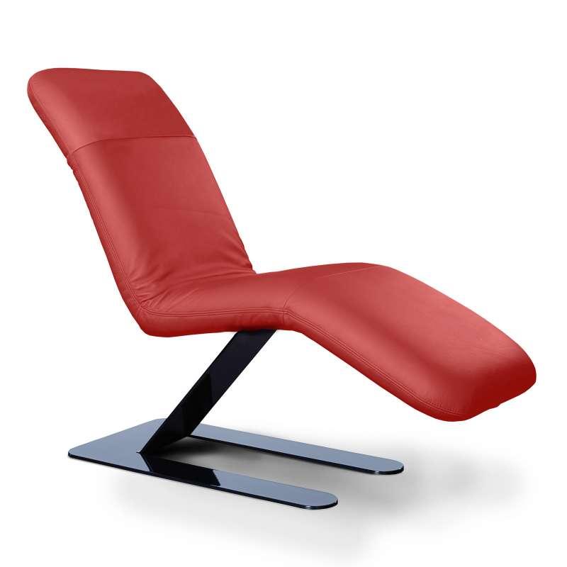 Infraworld Wellnessliege Tobago ergonomische Liege in Kunstleder S2404