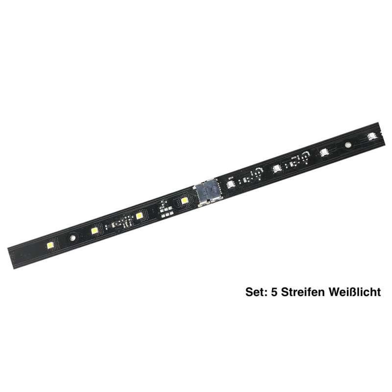 Eos Classic Zubehör LED Lichtstreifen SET Warmweiss 5 Streifen 94.6080