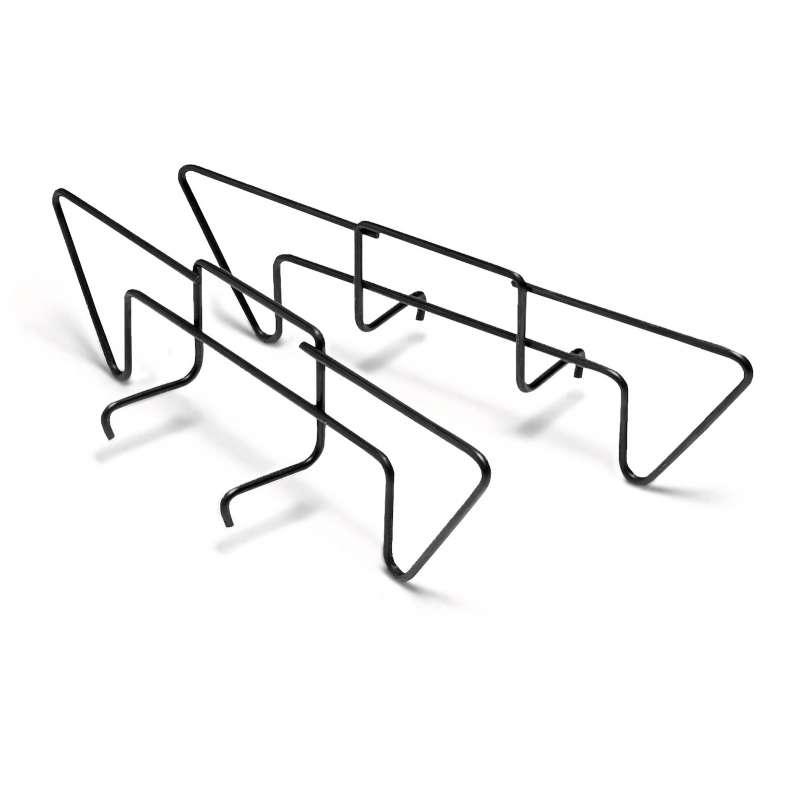 Weber Holzkohlehalter 2 Stück für alle Holzkohlegrills ab Ø 47 cm