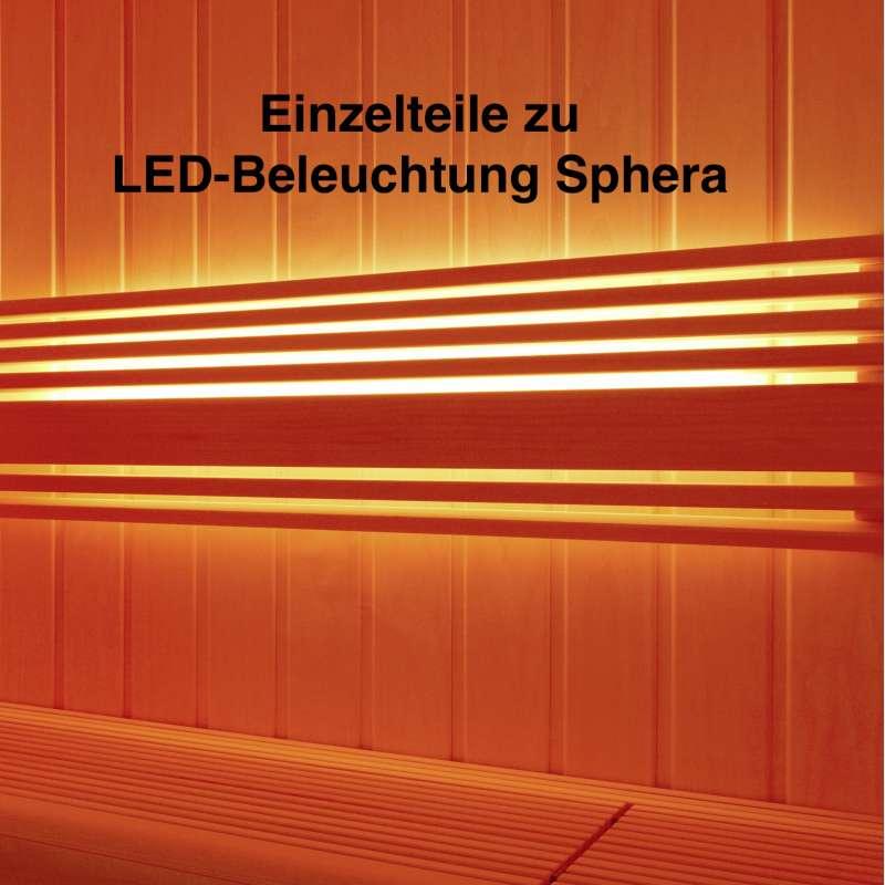 Infraworld Anschluss-Set für LED Beleuchtung Sphera Einzelteile W4459