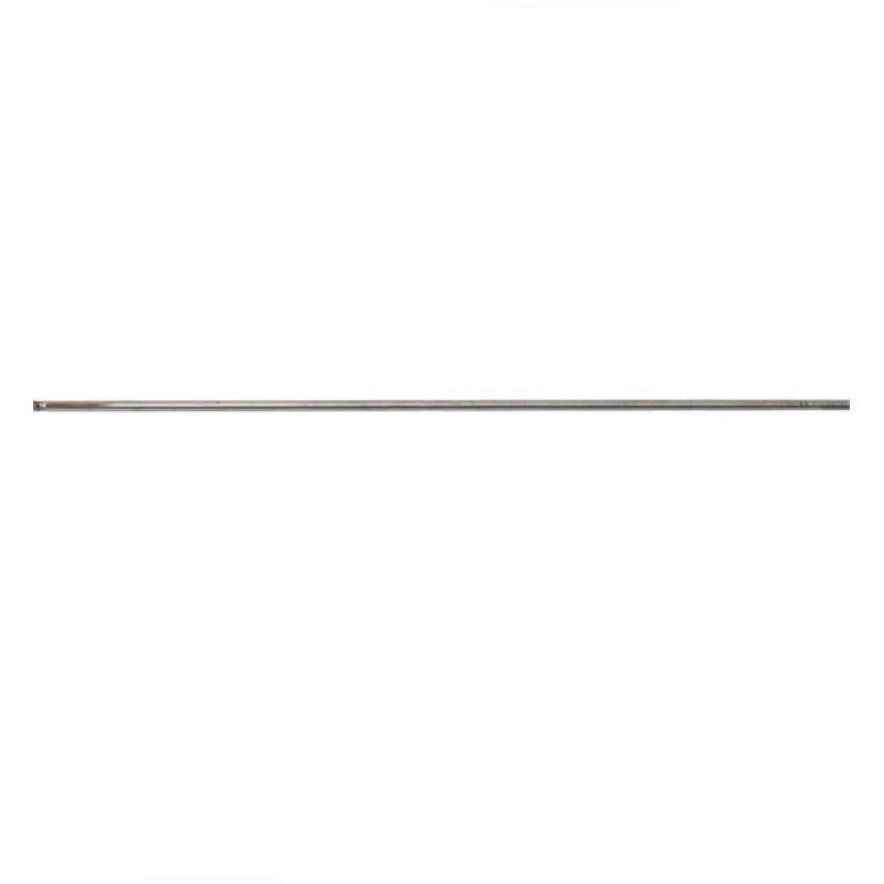 Schneider Grillspieß aus Edelstahl Länge 70 cm ∅ 8 mm Drehspieß