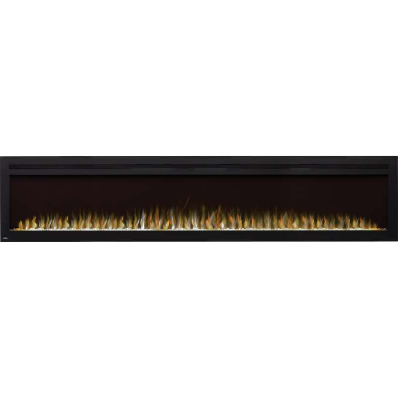 Napoleon Purview 100 Elektrokamin 254 x 54,6 x 14 cm Kaminfeuer für extra große Räume NEFL100HI-EU