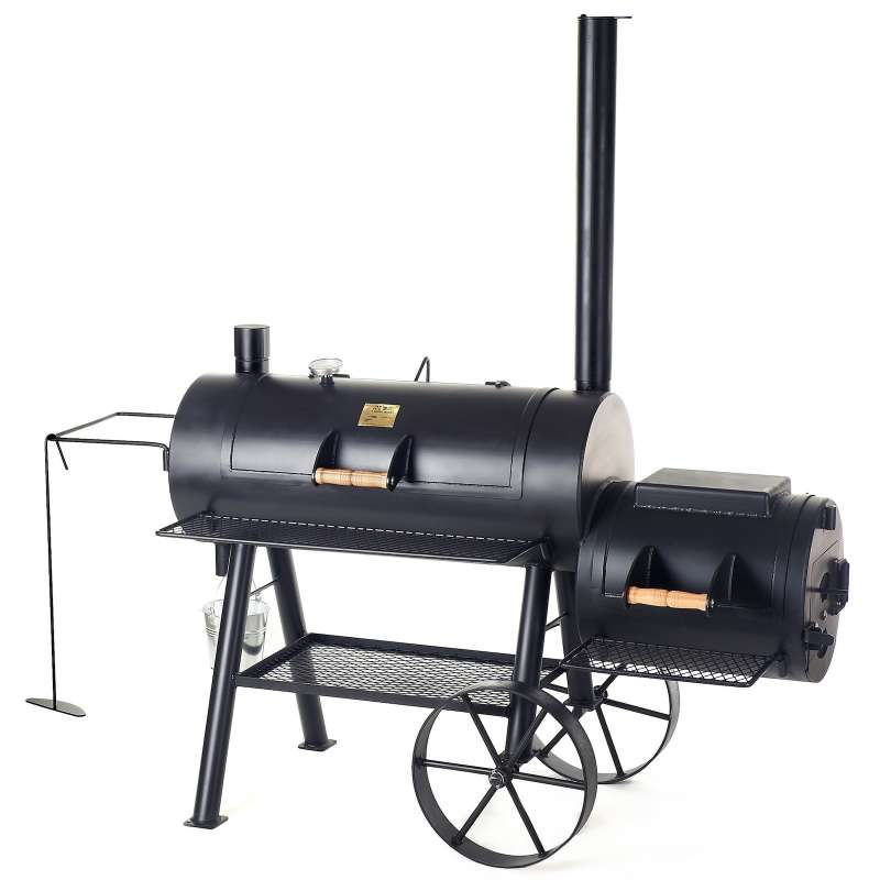Rumo Barbeque JOEs Barbeque Smoker Reverse Flow 16 Zoll JS-33951