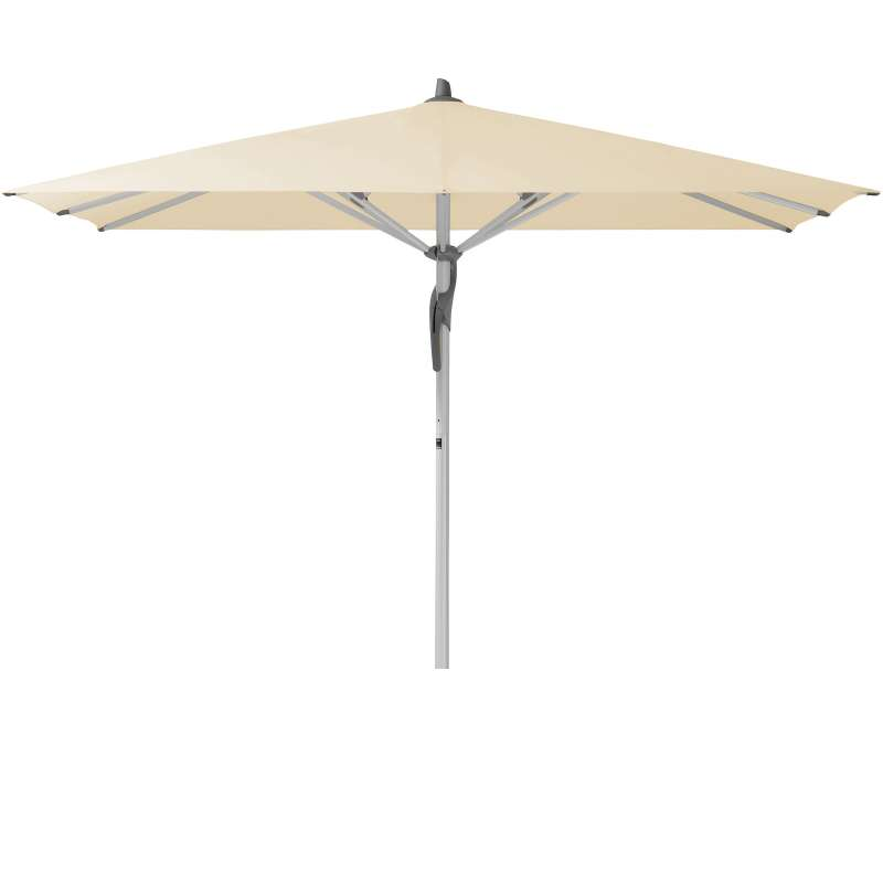 GLATZ Sonnenschirm FORTERO® easy rechteckig 300 x 200 cm Stoffklasse 2 Eggshell 150