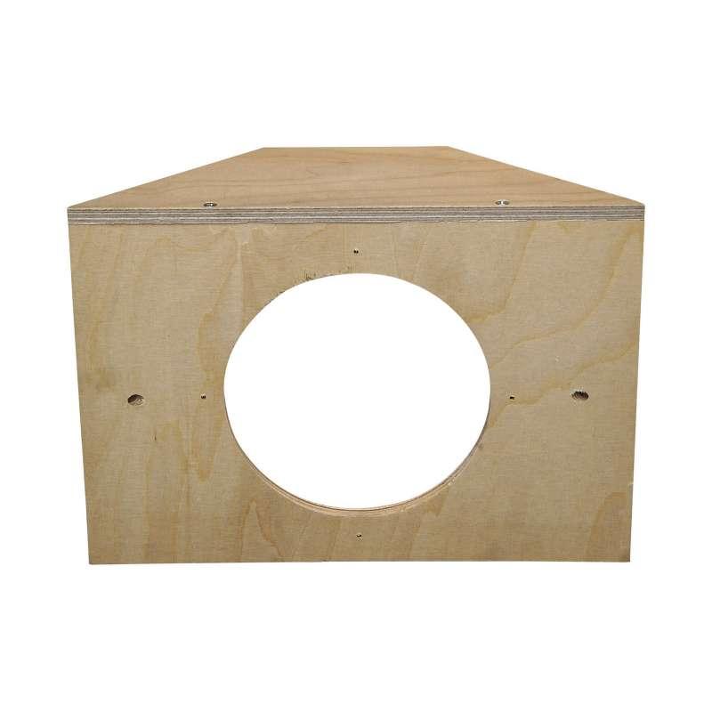 Harvia Unterbank Holzgestell für Saunalautsprecher SZ100