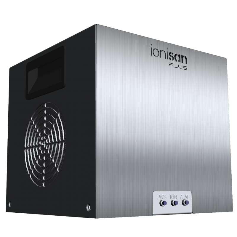 Ionisan Plus Ionisator Luftreiniger Luftreinigung für Räume bis zu 400m³
