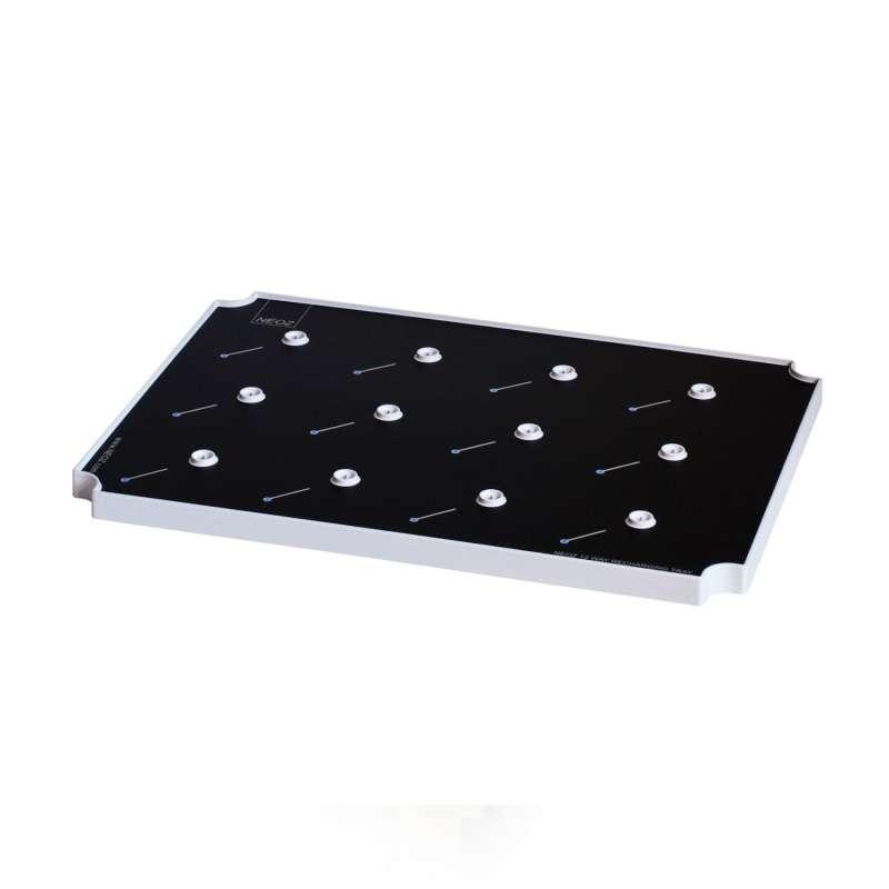 NEOZ TRAY medium Ladestation für bis zu 12 Akku-Tischleuchten 59,5x44 cm