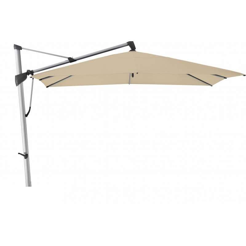 GLATZ Sonnenschirm SOMBRANO® S+ 300 x 300 cm Stoffklasse 4 Cream 422