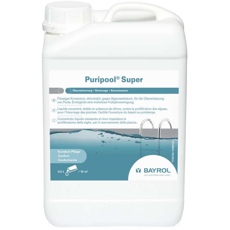Bayrol Puripool Super 3 Liter Überwinterungsmittel Poolpflege 1143163