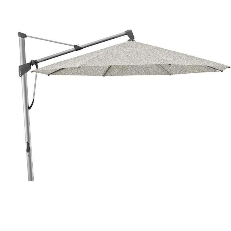 GLATZ Sonnenschirm SOMBRANO® S+ rund ø 350 cm Stoffklasse 5 Clay 605