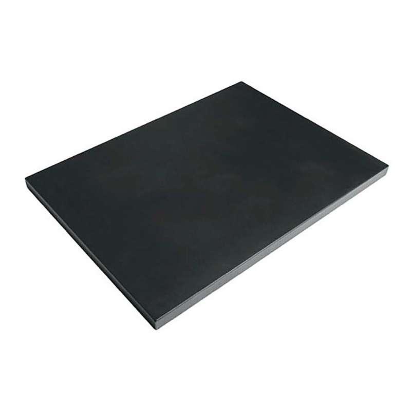Happy Cocooning Mania Deckel schwarz für rechteckige Feuertische groß Schutzabdeckung 112,5x85,5x5 c