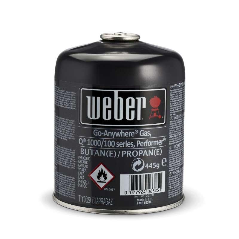 Weber Gas-Kartusche 445 g