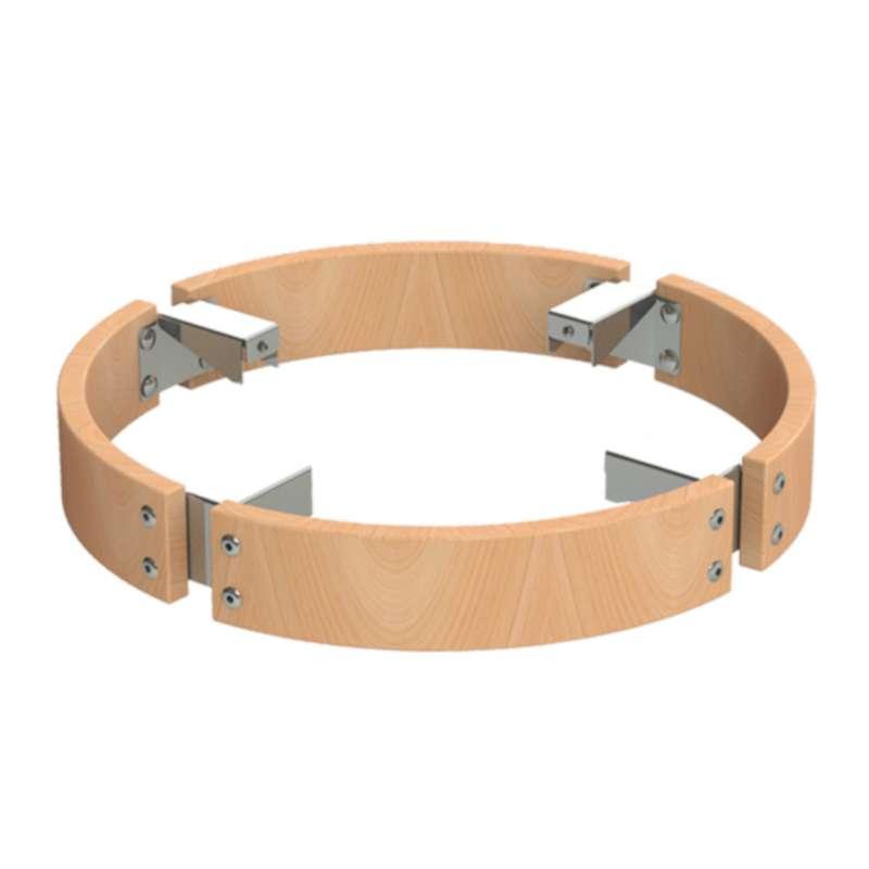 Harvia HTRT3 Zubehör Schutzgeländer für Elektroofen GLOW Saunaofen Ofenreling