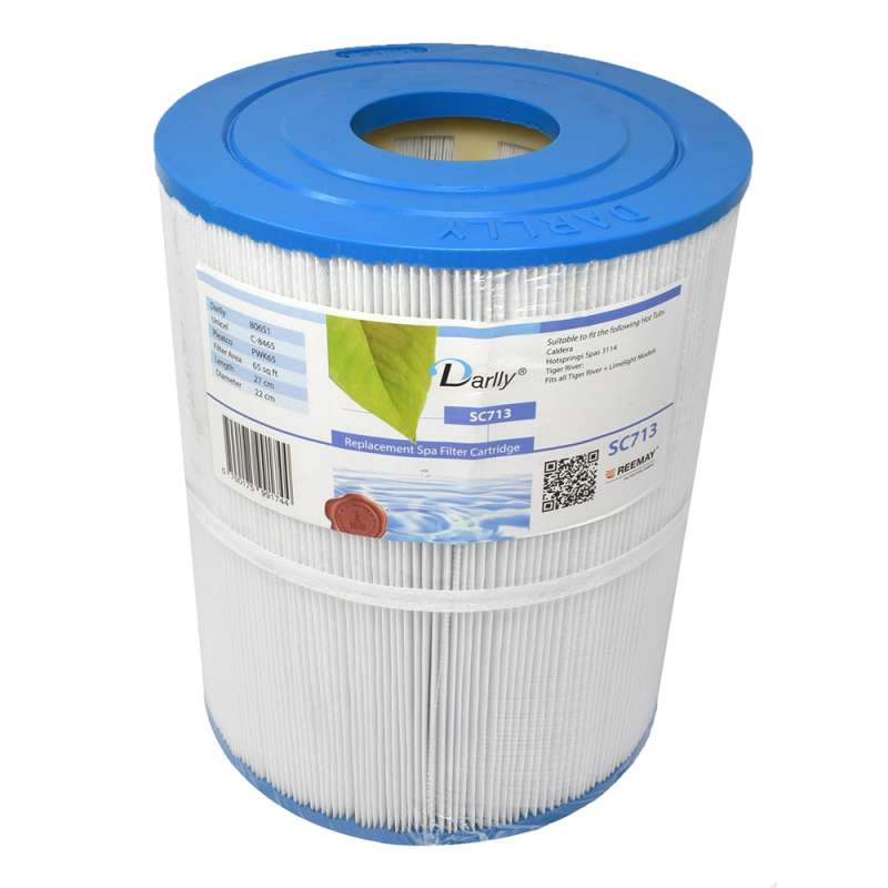 Darlly® Filter Ersatzfilter SC713 Lamellenfilter Caldera Hotsprings Spas