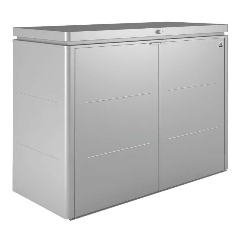 Biohort Gartenbox HighBoard 160 160x70x118 cm in 3 Farbvarianten Auflagenbox Gartenunterstand