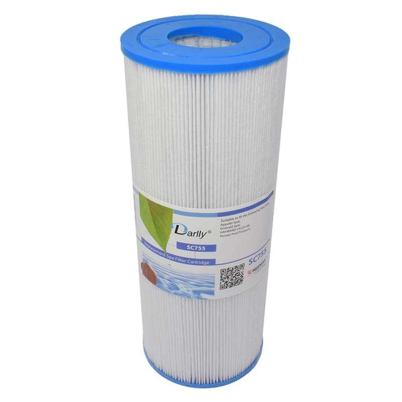 Darlly® Filter Ersatzfilter SC755 Lamellenfilter Pentair Hayward Apollo Spas