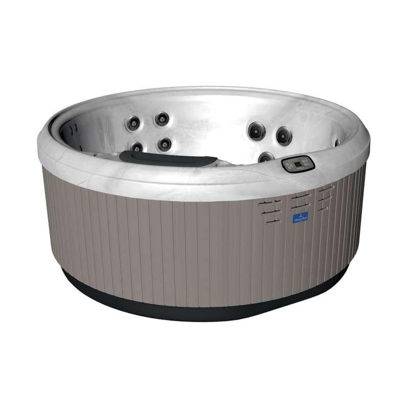 Villeroy & Boch Whirlpool X6R Platinum Stone Grey X-Series für 5 Personen