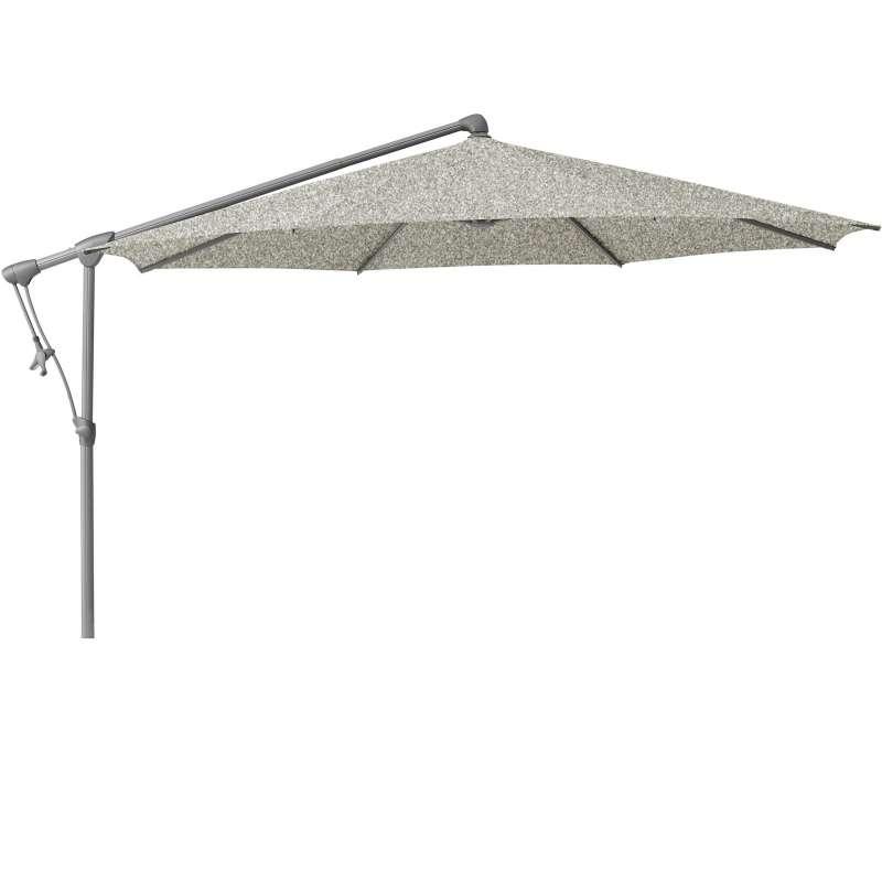 GLATZ Sonnenschirm SUNWING® C+ rund ø 300 cm Stoffklasse 5 Clay 605