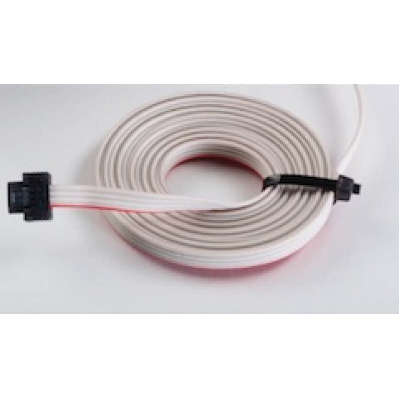 Sentiotec Flachbandkabel 50cm 4 pol. für RGB LED Streifen