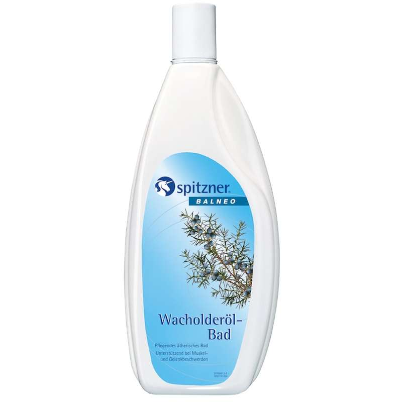 Spitzner Wachholderöl Bad 1 Liter Ätherische und Extraktbäder 7689244