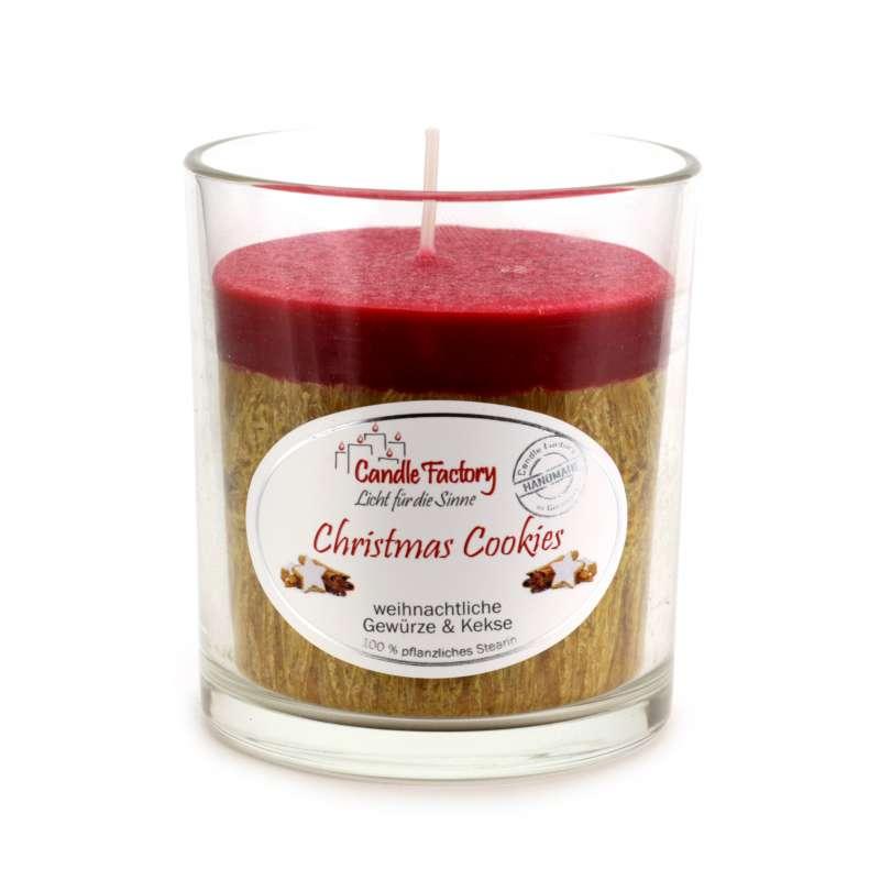 Candle Factory Party Light Kerze Christmas Cookies Duftkerze 201-122