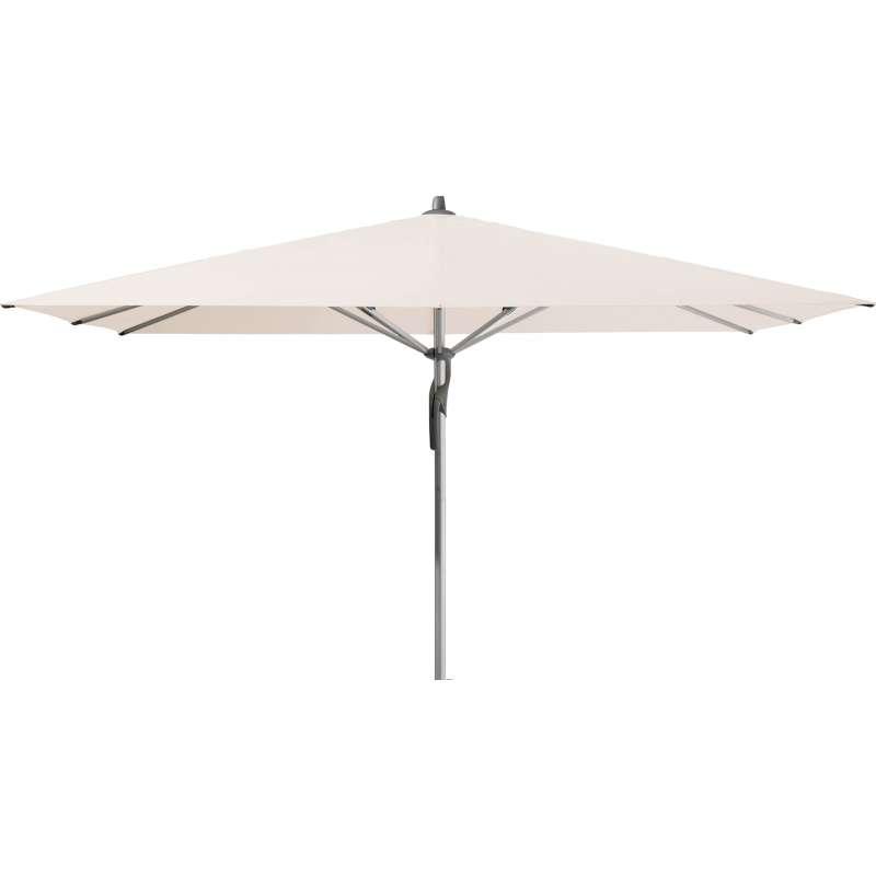 GLATZ Sonnenschirm FORTERO® quadratisch 350 x 350 cm Stoffklasse 4 Vanilla 453