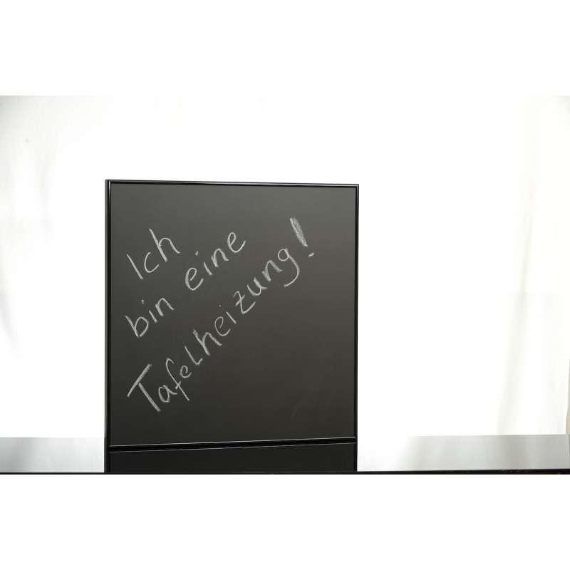 Elbo-Therm Infrarot Tafelheizung Keramikheizung Elektroheizung schwarz 800 Watt