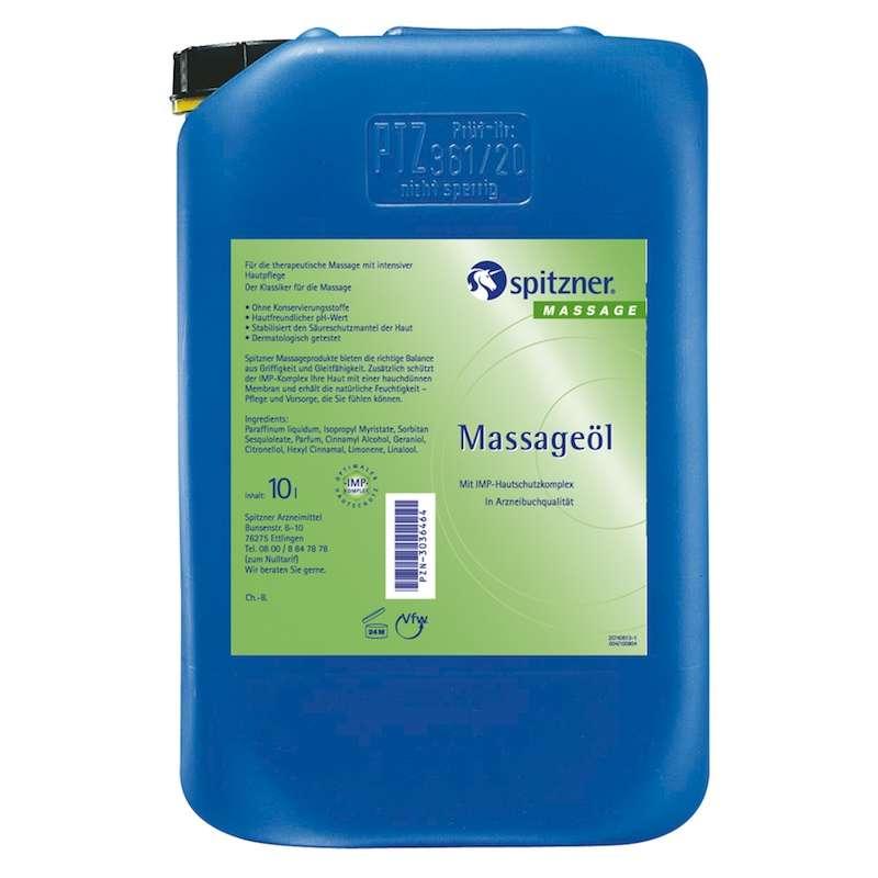Spitzner Massageöl 10 Liter 7406053