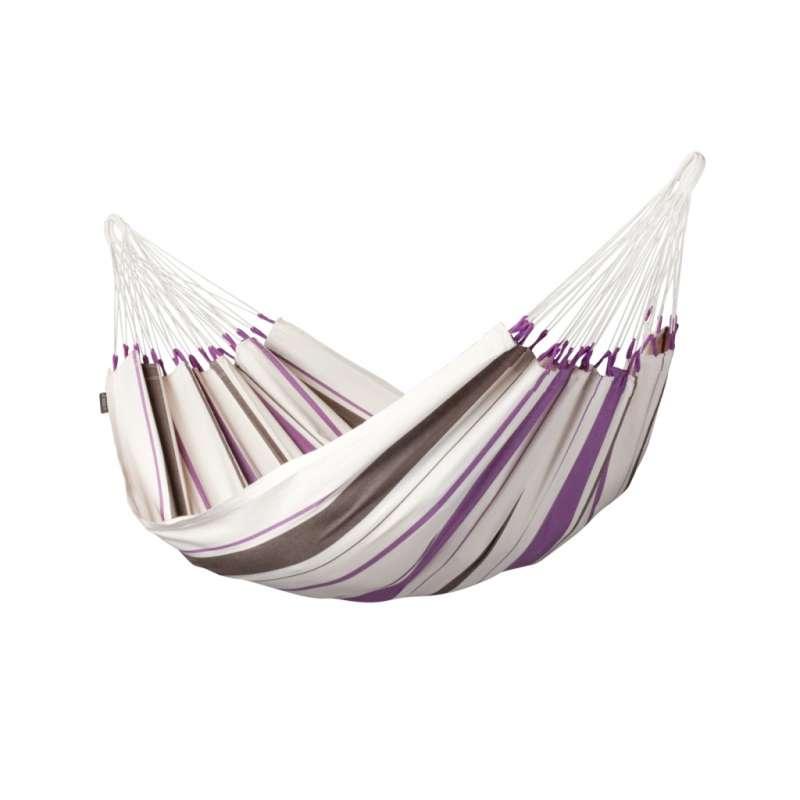 La Siesta Hängematte CARIBENA Farbe Purple Singlehängematte CIH14-7