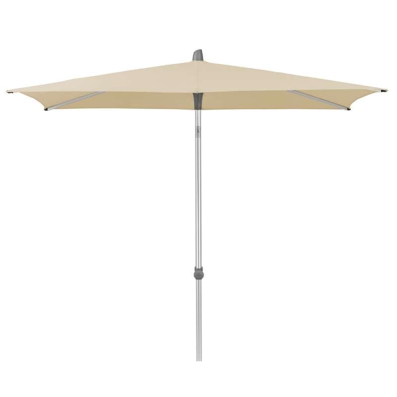 GLATZ Sonnenschirm ALU-SMART rechteckig 250 x 200 cm Stoffklasse 4 Cream 422