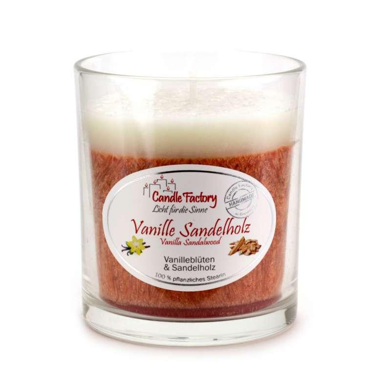 Candle Factory Party Light Kerze Vanille Sandelholz Duftkerze 201-123