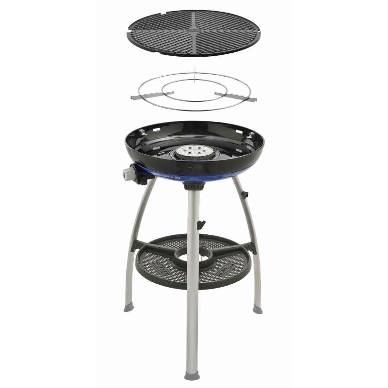 Cadac Carri Chef 50 BBQ Gasgrill Campinggrill 30mbar ø 47 cm 8910-21-EU